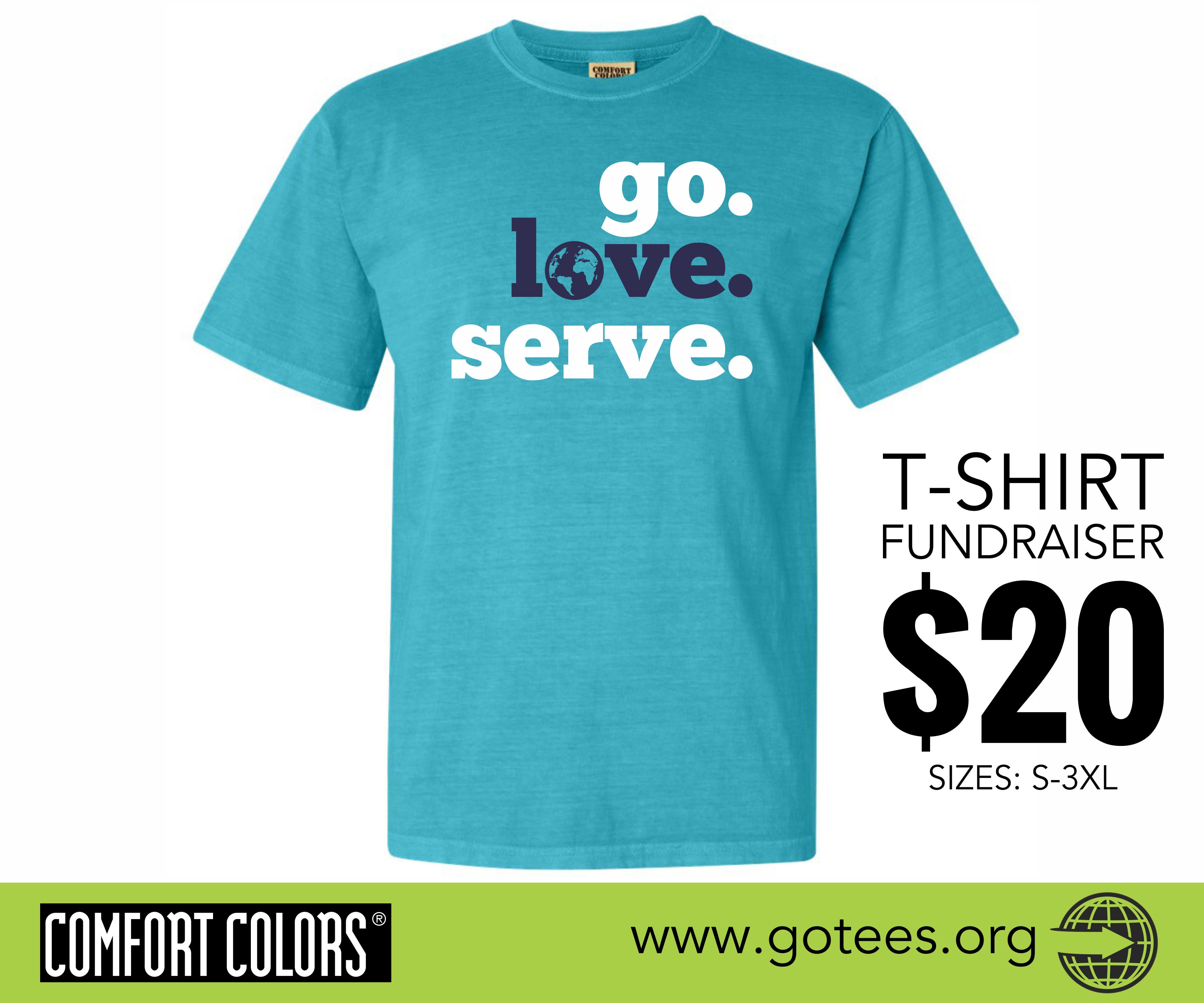Design t shirt for fundraiser - You May Want To Consider Our New Online Fundraiser Gotees Has The Capability To Produce Incredible T Shirt Fundraising Campaigns Online